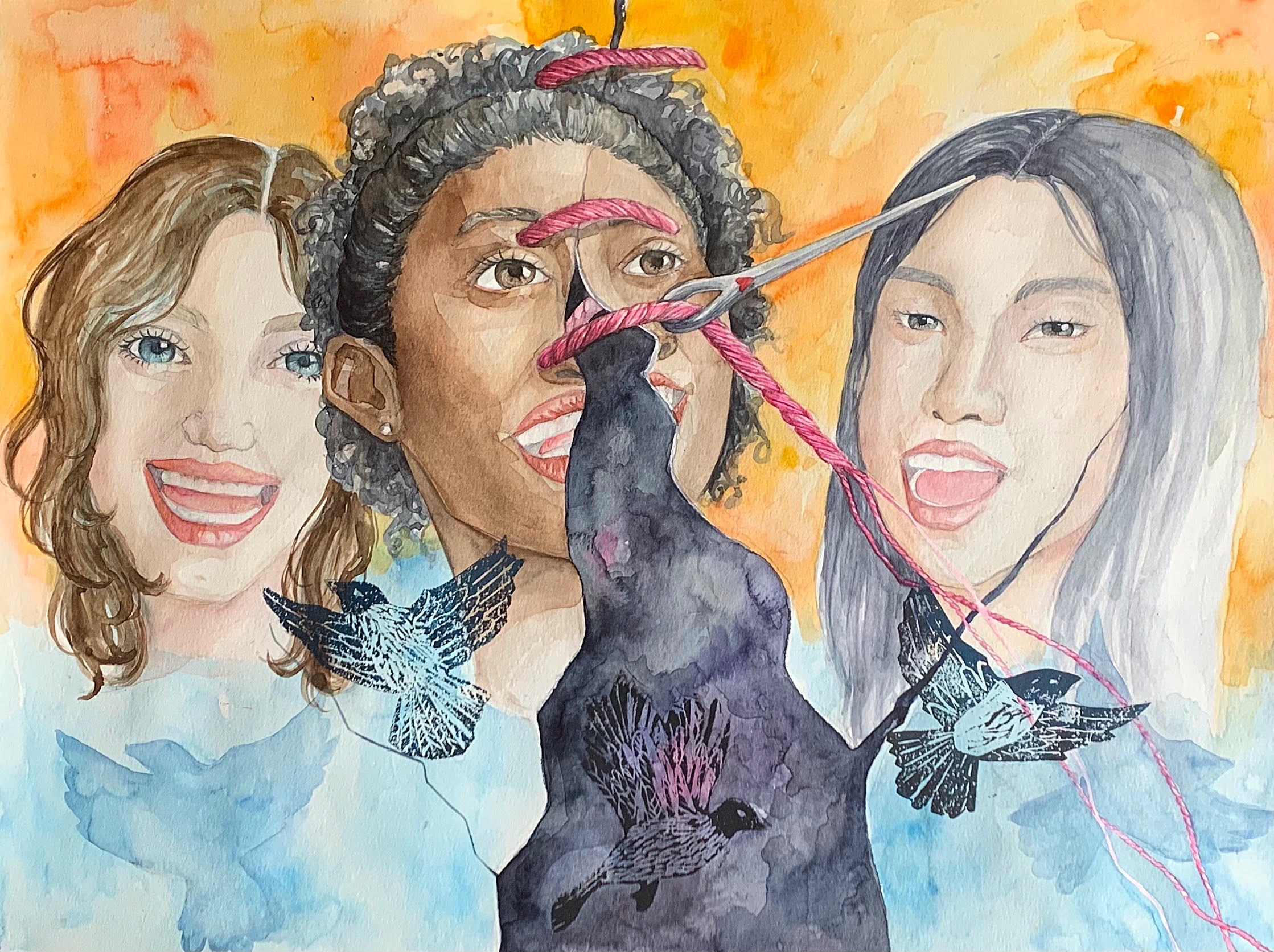 Congratulations to 2021 Young Artists & Authors Showcase Winners and Finalists