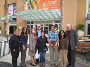 Tena Mayor Washington Varela Salazar - 2012 Visit