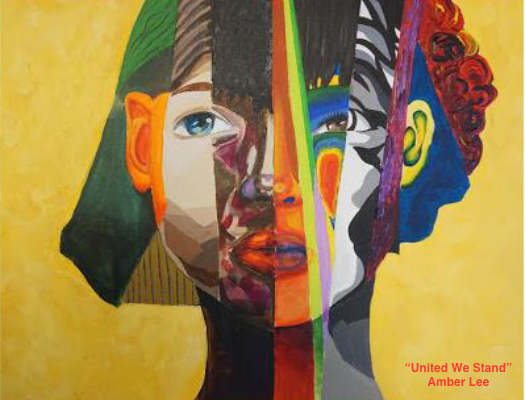 """National Finalist: """"United We Stand"""" by Amber Lee, Valencia HS"""